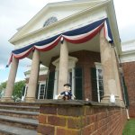 Photo of Thomas Jefferson's Monticello