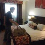 Photo de Hotel Mendoza
