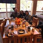 Breakfast at Aspen Hollow B&B