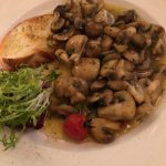 Mushroom appetizer
