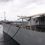 Battleship Missouri Memorial Foto