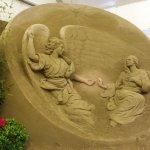 Photo of Sand Nativity
