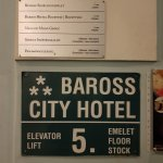 Baross City Hotel Foto