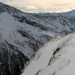 durch die Tauernschleuse auf Skitour am Ankogel - gefährlich, bitte sorgfältig planen !