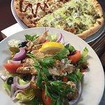 Gourmet Pizza & Fresh Salad