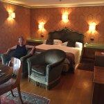 Foto de Hotel Saturnia & International