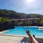 Un nouveau séjour sur la Réunion et bien sûr passage obligatoire à l hôtel Dimitile . Un pur bon