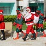 Santa visit / Christmas