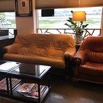 Jasmine House Charing Map TN27 0JS 01233 714 988 comfortable waiting Area