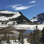 Photo of Going-to-the-Sun Road