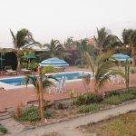 Nuestra área de esparcimiento y piscina