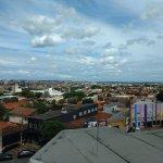 1º andar. Vista da cidade de Limeira.