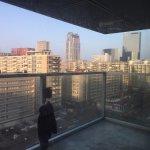 14.01.2018 sole su Rotterdam