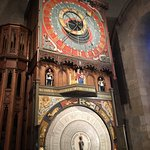 Medieval Astronomical Clock - still works perfectly! Gorgeous!