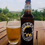 Lunch time local beer: Tusker