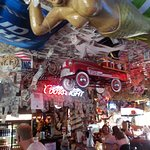 Inside of Dusty's Oyster Bar