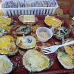 Fantastic Oyster sampler!