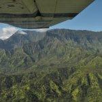3000 feet over Kauai