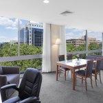 2 Bedroom Apartment - Lounge