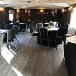 We had my daughters baby shower in the HayBarn function room at the pub today absolutely fantast