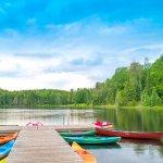 Photo de Blueberry Lake Resort