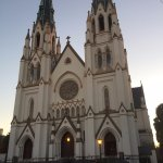 Saint John The Baptist Cathedral in Savannah, Georgia