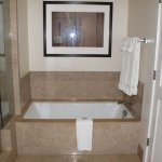 Bathtub in Ranch Suite