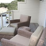 Patio - King Ranch Suite