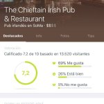 Photo of The Chieftain Irish Pub & Restaurant