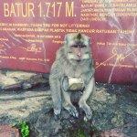 Photo of Mount Batur