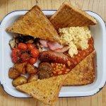 The boss: Full English Breakfast