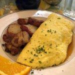 Washington Square Omelette
