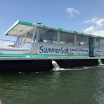 Our newly refurbished vessel SummerSalt