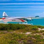 Seaplane on tour