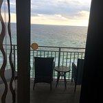 Balcony - fabulous view