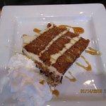 Three Layer Carrot Cake