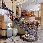 Fancy lobby