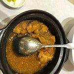 Chilli and Lemongrass chicken