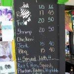Foto de Lion Rock Beach Bar and Grill
