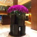 Hyatt Lobby to Restaurant