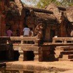 Phanom Rung Historical Park (Prasat Hin Phanom Rung) Foto