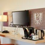 Kaffee- & Teestation in den zimmern vom H+ Hotel Limes-Thermen Aalen
