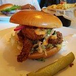Chickenburger Byron Kingston