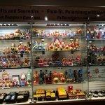lobby gift shop display