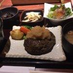 Foto de Charcoal cuisine Kobe beef Ikuta