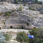 Roman Theatre excavation, Cagliari, Sardinia, Italy