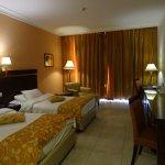 Dead Sea Spa Hotel Resort - our room
