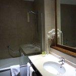 Dead Sea Spa Hotel Resort - the bathroom