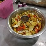 Foto de Jina's Vegetarian and Vegan Restaurant