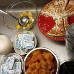 Choix Petit déjeuner à 9h du matin le dimanche.